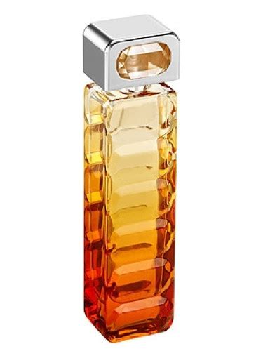 Parfum Hugo Orange orange sunset hugo perfume a fragrance for 2010