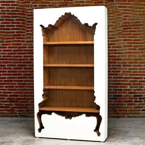 Inside Out Bookcase 50 bookshelves designs