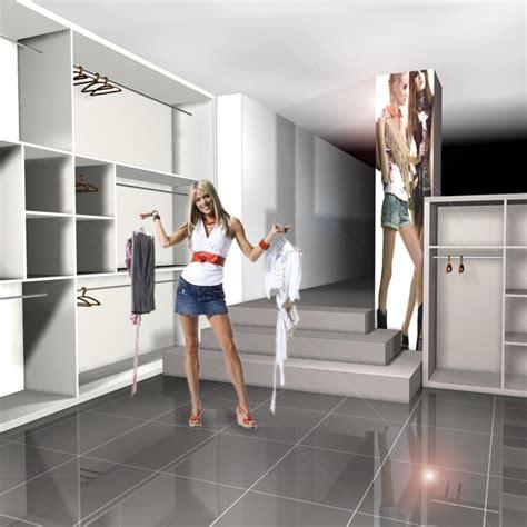 negozi mobili design arredamento negozi abbigliamento ipotesi design