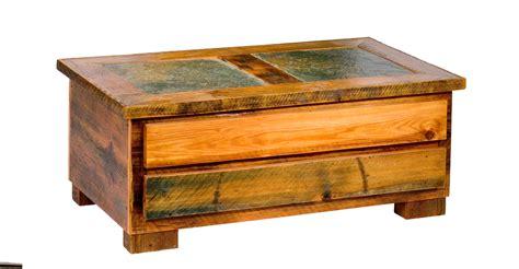 coffee table with tile inlay teton 2 drawer tile inlaid coffee table rustic furniture