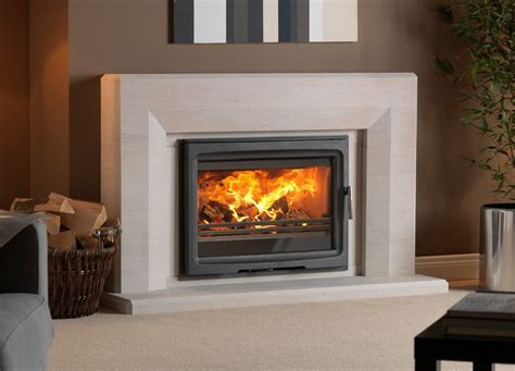 Artisan Purevision Pv85i Inset Multi Fuel Stove Artisan Fuel Burning Fireplaces