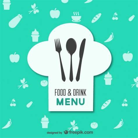 imagenes vectores cocina restaurante men 250 de comida vector descargar vectores gratis