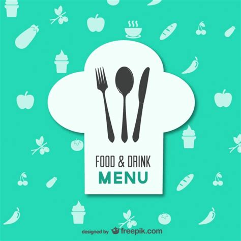 Comercial Kitchen Design by Restaurante Men 250 De Comida Vector Descargar Vectores Gratis