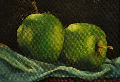 painting for mac tovar dietrick paintings pair of apples painting