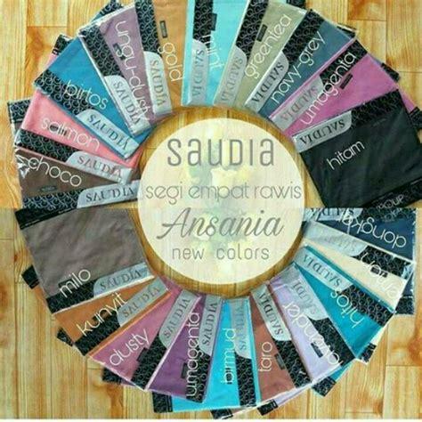 Koleksi Himar Jilbab Segiempat Rawis Ansania Jilbab Rawis jual jilbab segiempat rawis original merk saudia exclusive cikita shop di omjoni