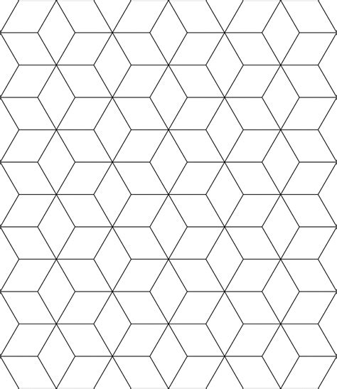 tessellating shapes templates free tessellation patterns to print block tessellation