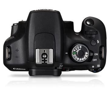 canon eos 1200d 18mp digital slr camera (body) & lenses