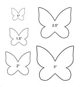 butterfly template printable butterfly template 9 free pdf