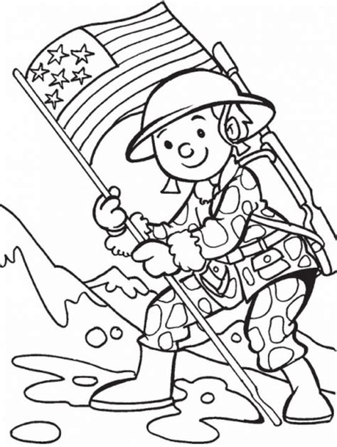 coloring pages for veterans day printables add veterans day coloring pages for family