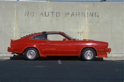 1978 ford mustang ii 1978 ford mustang ii cobra related infomation