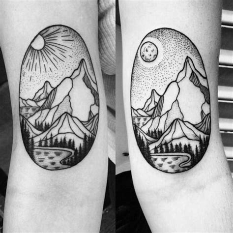 day and night tattoo the world s catalog of ideas