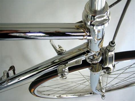 Alu Fahrradrahmen Polieren by Blitzblanke Nummer Studio Brisant No 2 Stahlrahmen Bikes