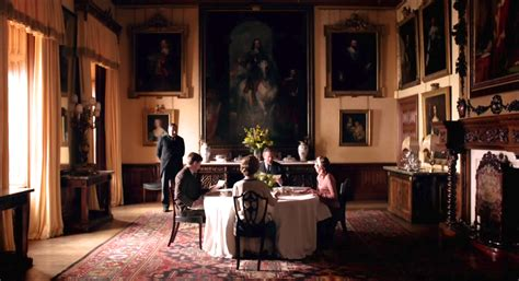 downton abbey dining room dining room downton abbey wiki