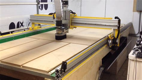 cnc bench 13 x 6 cnc router planing the table youtube