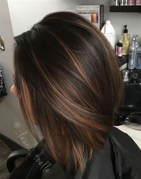 Ak3021 Chocolate Brown M 44 Base 52 medium hair cuts styles you ll see everywhere in 2018