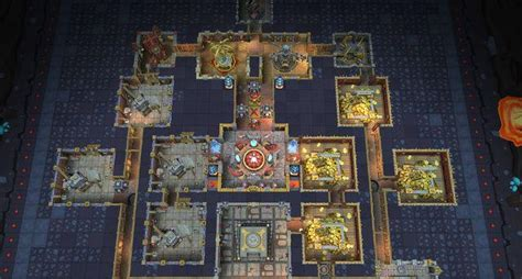 mobile keeper dungeon keeper arrive sur mobiles