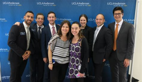 Mba Mph Ucla by In Net Impact Consulting Challenge Mba Students Provide