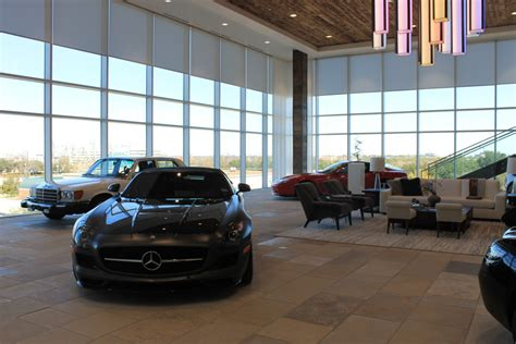 Mercedes Of Sugarland by Mercedes Of Sugar Land S Transformational Expansion