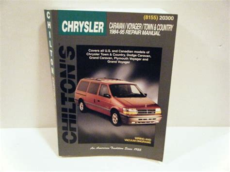 chrysler voyager caravan town country 1997 2005 repair manuals download wiring diagram purchase chilton chrysler caravan voyager town country repair manual 1984 1995 motorcycle