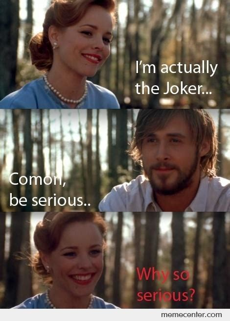 The Notebook Meme - the notebook by ben meme center