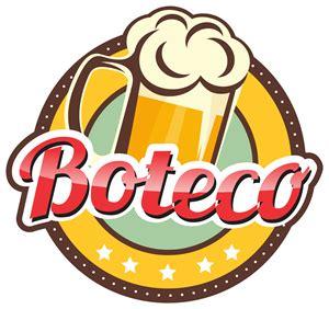 novo boteco bacabal logo vector (.cdr) free download