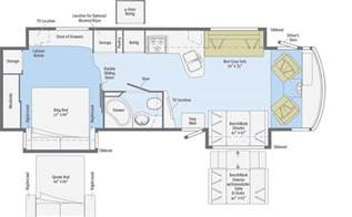 Motorhome Plans by Class B Motorhome Floor Plans Galleryhip Com The