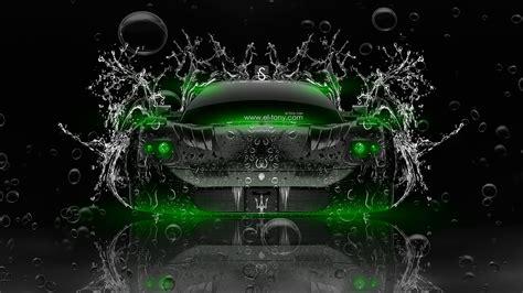 maserati green maserati mc12 water car 2014 el tony