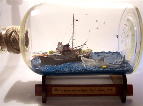 boat in a bottle orca in a bottle step by step photos of making a ship in a