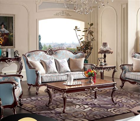 French Classic Living Room Set Living Room Style Living Room Furniture