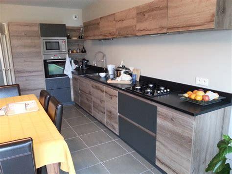 cuisine ardoise cuisine avec carrelage ardoise design d int 233 rieur et