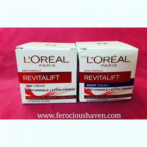 L Oreal Revitalift l oreal l or 233 al revitalift review