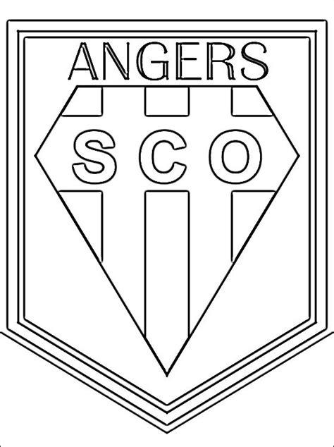 Logo Angers Sporting Club De L Ouest 224 Imprimer