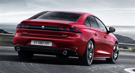 Peugeot En 2019 by 2019 Peugeot 508 Revealed With Refreshingly Radical Looks