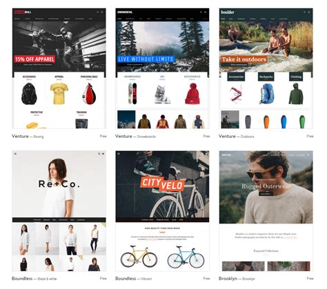 shopify themes 2016 shopify vs woocommerce in 2018 which is better for your