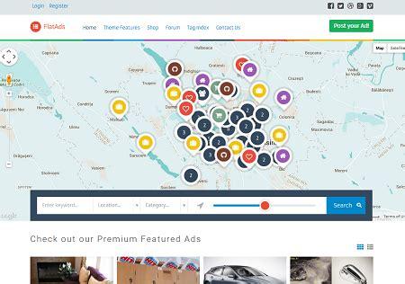 design google theme 8 premium wordpress themes w maps integration wp solver