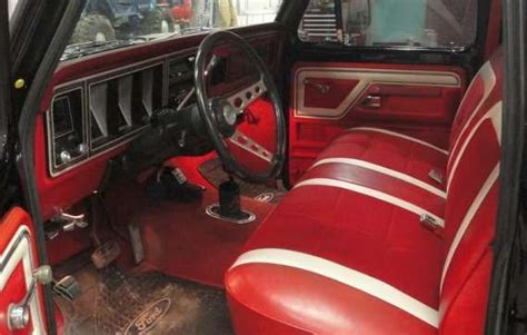 gallery   ford truck interior  ford