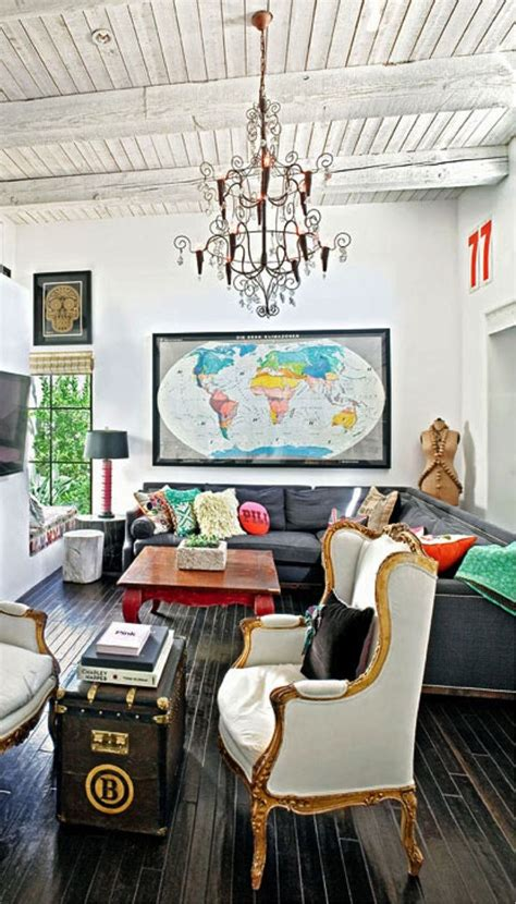 eclectic decorating how to design the lounge space with a sectional sofa eclectic living room