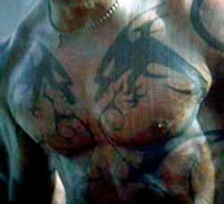 celebrity news celebrity photos ten most bad tattoos