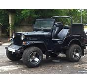 Cars Mahindra Jeep Available In Bangalore For Sale