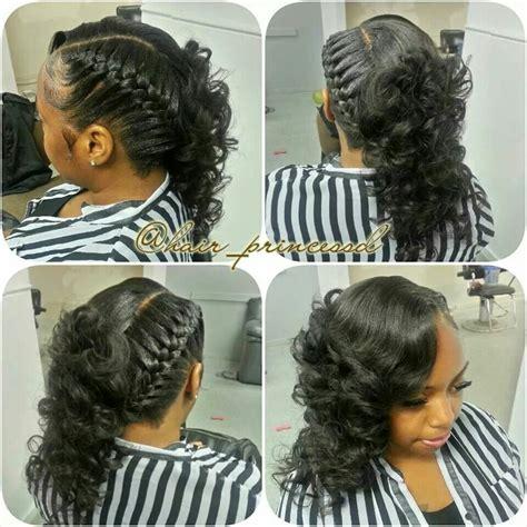 black underbraids style underbraid quickweave long hair don t care pinterest