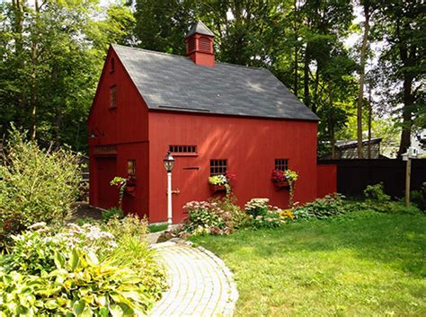 country barn building services  england style shed