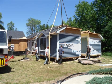building modular homes different methods used in modular home construction
