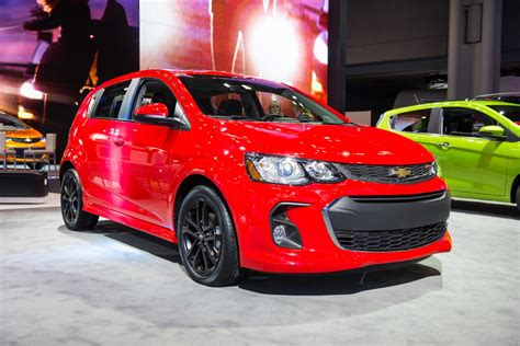 rear now standard on 2017 chevy sonic gm authority