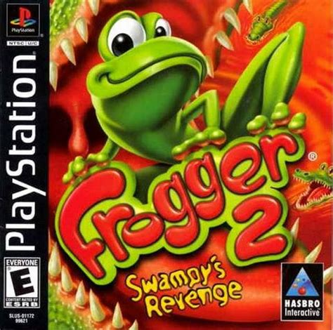 emuparadise vectrex frogger 2 swys revenge sony playstation