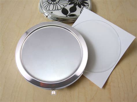 diy makeup compact aliexpress buy blank compact mirror with 58mm epoxy stickers diy compact makeup mirror
