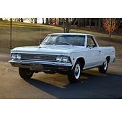 1966 El Camino Parts And Restoration Information