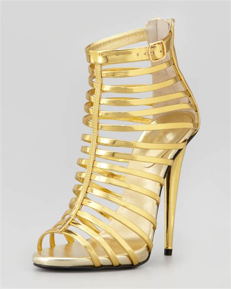 gold sandals high heels designer gold high heel gladiator sandals sexyshoeswoman
