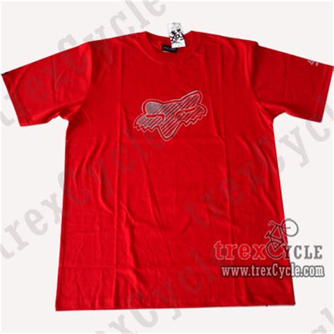 Kaos What The Fox by Trexcycle Indonesia Toko Aksesoris Sepeda Baju