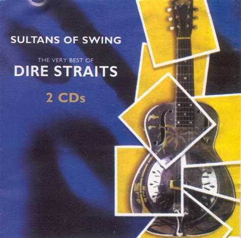 sultans of swing by dire straits copertina cd dire straits sultan of swing front2