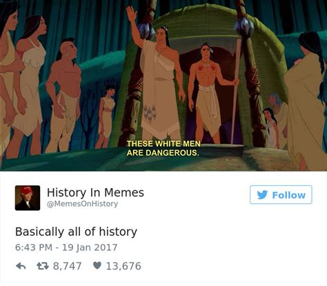 History Of Internet Memes - 50 hilarious and educational history memes that should be